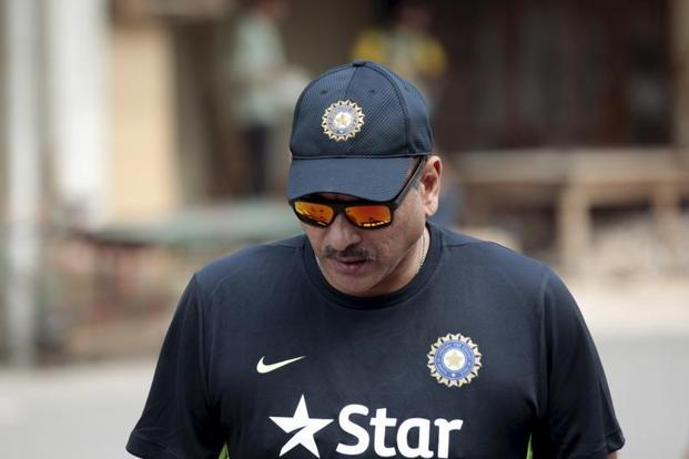Ravi Shastri has been named India cricket coach replacing Anil Kumble. Photo: Reuters