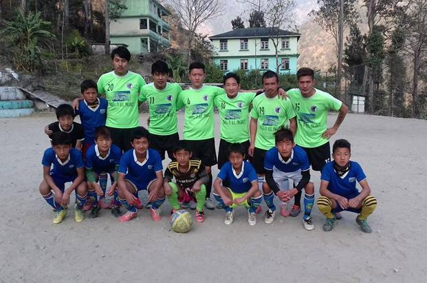 Unicorn FC is a football club in Sikkim comprising 22 players, 17 of whom are former drug users. Photo: Unicorn FC