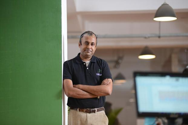 Lithium co-founder Sanjay Krishnan. Photo: Hemant Mishra/Mint.