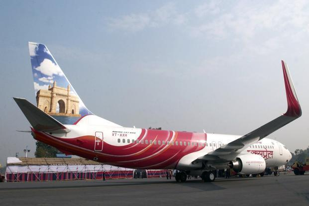 Air India Express has a fleet of 23 Boeing 737-800NG aircraft, each having a seating capacity for 189 people. Photo: PTI