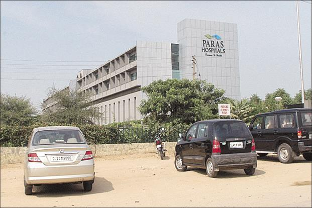 Paras Healthcare has two divisions—Paras Hospitals at Gurgaon, Patna and Darbhanga providing specialized tertiary care, and Paras Bliss at Panchkula and New Delhi providing specialized mother and child care. Photo: HT
