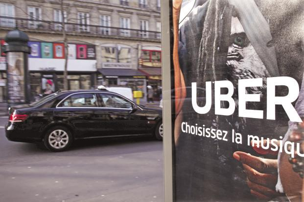 SoftBank has backed Uber's primary rivals in India, Southeast Asia and China. Photo: Reuters