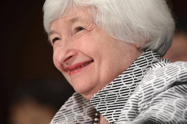 Janet Yellen's testimony confirmed fears that the Fed remains captive to asset markets. Photo: AFP