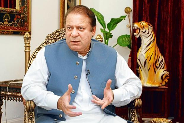 Last week, a joint investigation team set up to probe money laundering charges against Nawaz Sharif and his children, in its final report recommended filing of a graft case against them. Photo: Bloomberg