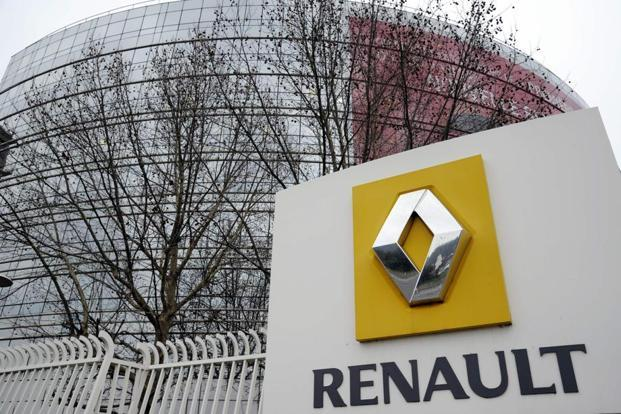 Renault's sales advanced to 1.88 million light vehicles in January-June, four times the rate of the global auto market's 2.6% expansion. Photo: AFP