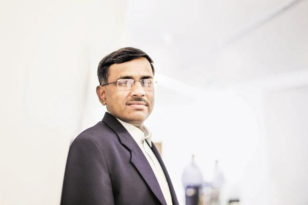 New NSE CEO Vikram Limaye. The NSE IPO has been delayed due to Sebi investigations in the algo-trading case. Photo: Bloomberg