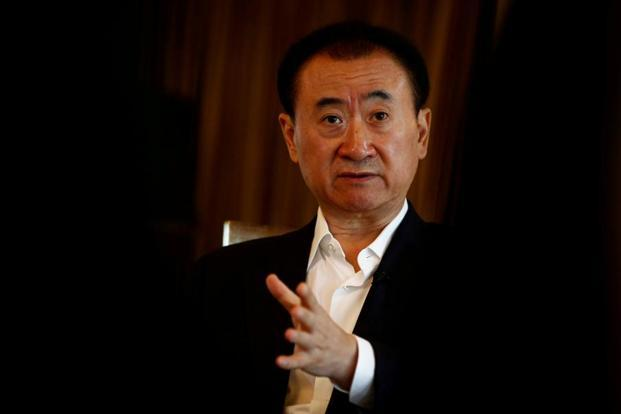 According to reports, six high-profile acquisitions made by Wang Jianlin's (in pic) Wanda Group in recent years are now being scrutinised by regulators. Photo: Reuters