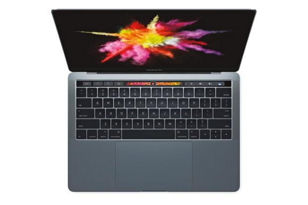 Apple MacBook Pro 13 with touch bar(2017).
