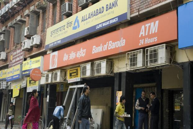 Banks had total non-performing loans of about Rs7.29 trillion, or 5% of the gross domestic product, as of end-March. Photo: Mint