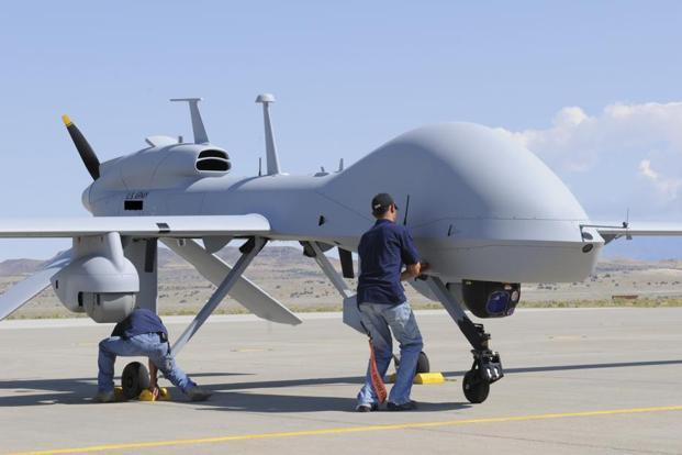 Representative Image Of An Unmanned Military Drone Experts Says Chinas CH 5 Rainbow