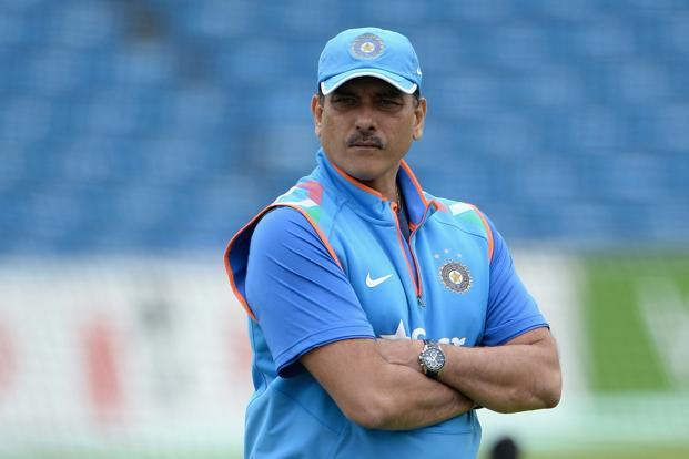 India head coach Ravi Shastri got Bharat Arun as bowling coach. Photo: Getty Images