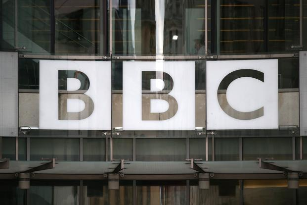 The BBC was forced to release a list of its employees paid more than £150,000 between 2016-2017, after a change in its charter last year. Photo: Reuters