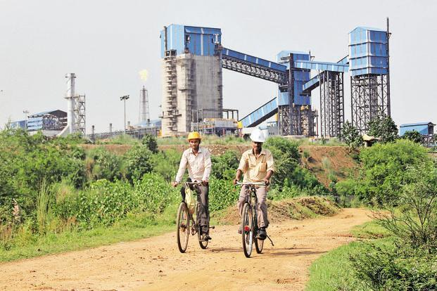 A file photo of Bhushan Steel. Photo: Reuters