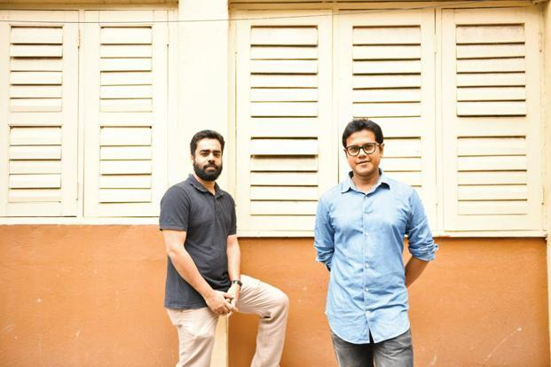 Manish Golder and Siddhartha Hajra.