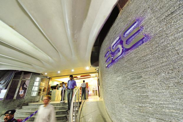 Sensex gains over 100 points; Nifty near 9900