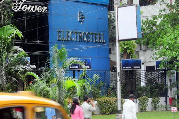 In fiscal year 2017, Electrosteel Steels' loss jumped to Rs1,463.48 crore from Rs368 crore in the previous year. Photo: Mint