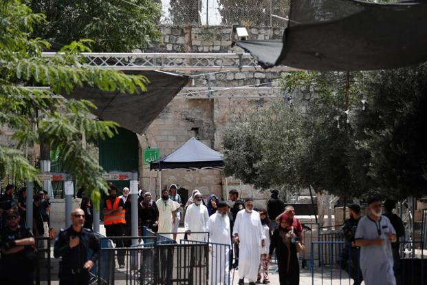 Jew Detector: Israel Says Jerusalem Mosque Metal Detectors To Stay, May