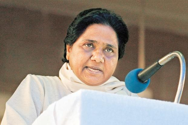 After her resignation from the Rajya Sabha, Mayawati is now at the epicentre of Dalit politics. Photo: Reuters