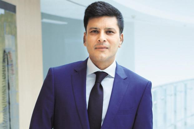 JSW Energy's joint MD and CEO Prashant Jain. JSW Energy has received shareholder approval to build a war chest of $3 billion.