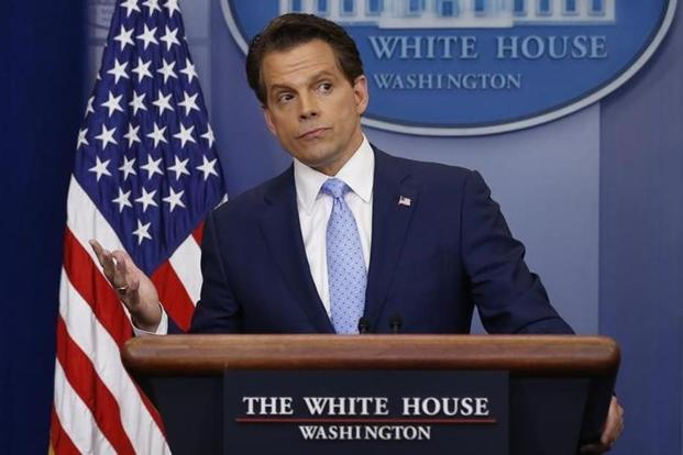 Scaramucci: I'm Going to Fire Any White House Leakers