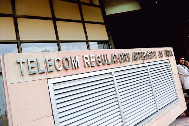 The Telecom Regulatory Authority of India will start consultation on data privacy and security. Photo: Mint