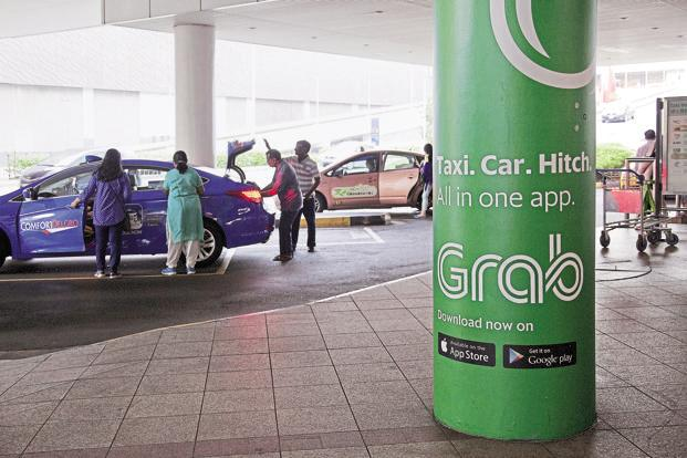 Grab will be valued at more than $6 billion at the close of this round, according to a source close to company. Photo: Bloomberg