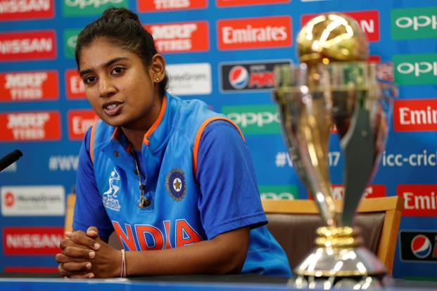 Mithali Raj led by example, scoring 409 runs during the 30- day tournament.
