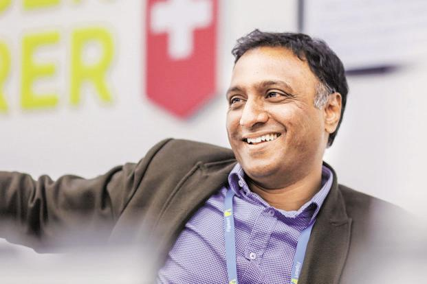 Flipkart CEO Kalyan Krishnamurthy. Photo: Bloomberg