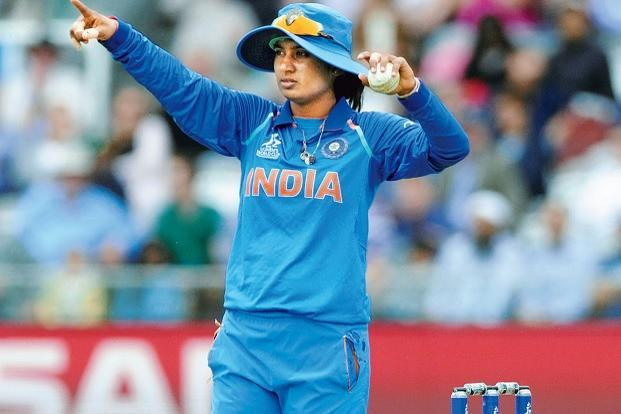 India's captain in the ICC Women's World Cup, Mithali Raj. Photo: AP