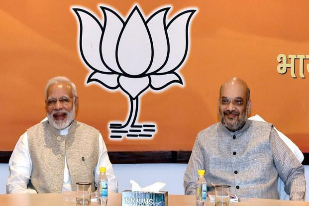 Amit Shah Going to Be the Heir of Modi?