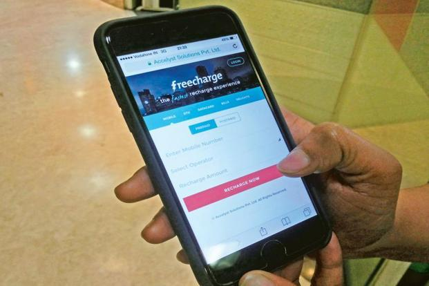Freecharge sold to Axis for $60 million