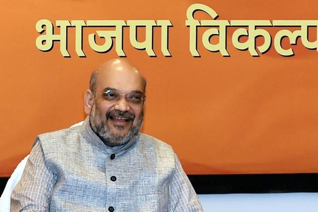 Amit Shah to contest Rajya Sabha polls from Gujarat