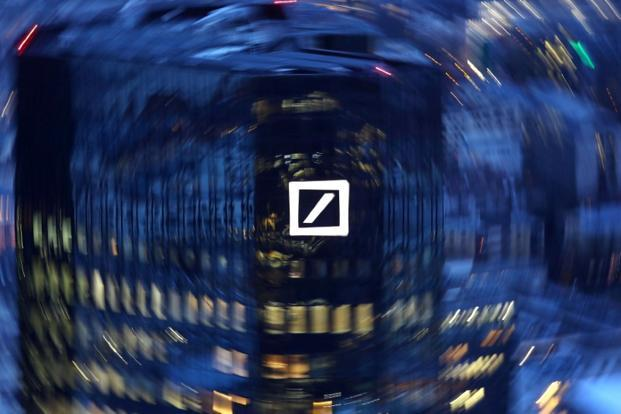 Revenue from fixed-income trading, Deutsche Bank's  biggest business, fell 12% to €1.1 billion ($1.3 billion) in the three months through June. Photo: Reuters