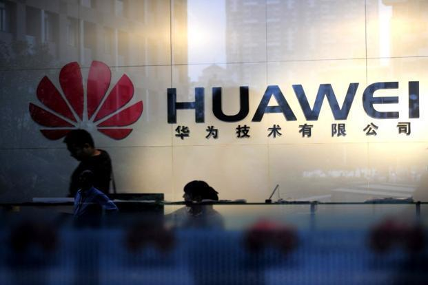 The full-year forecast would compare to the 139 million smartphones Huawei shipped last year, which was up 29% compared to the year before. Photo: AFP
