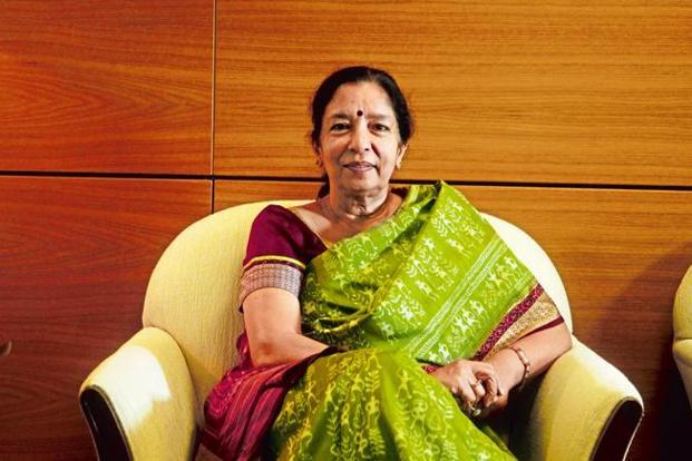 A file photo of Axis Bank chief executive officer and managing director Shikha Sharma. Photo: Mint