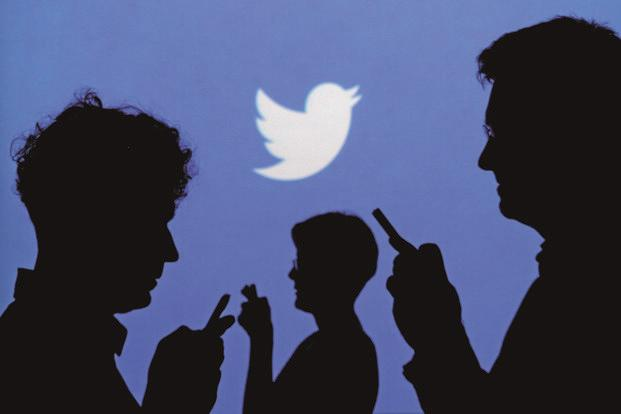 Twitter's second-quarter net loss widened as it took a $55 million impairment charge and revenue fell 4.7%. Photo: Reuters