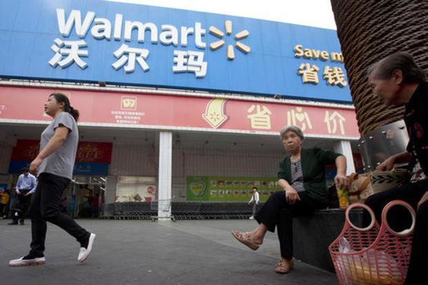 Wal-Mart had 10,249 sellers on its marketplace at the end of 2017's first quarter, a substantial jump from 400 in the same period a year ago, according to data from Marketplace Pulse. Photo: AP