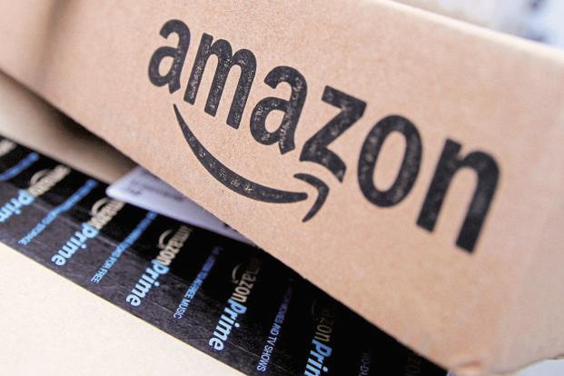 Amazon posted a better-than-expected 25% jump in revenue in the second quarter. Photo: Reuters
