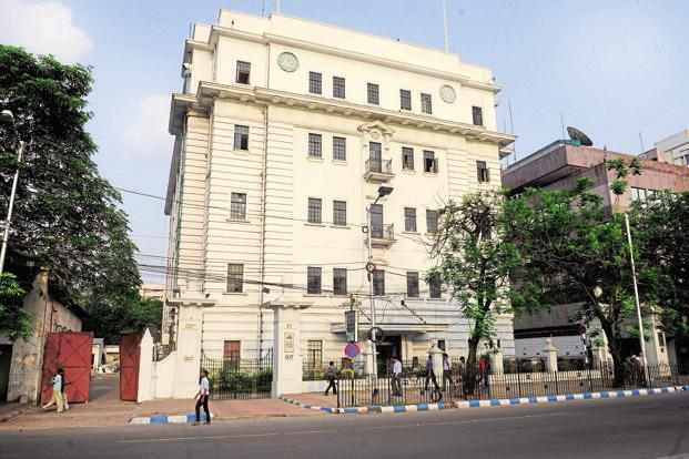 Virginia House, ITC's head office in Kolkata. According to the company, the legal cigarette industry in India has witnessed a 25% decline in volumes from the fiscal year 2012-13. Photo: Indranil Bhoumik/Mint