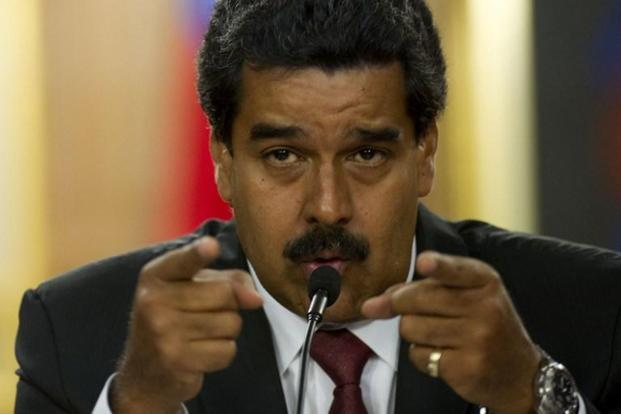 The US has threatened to impose economic sanctions on Venezuela if Nicolas Maduro (in pic) goes ahead with the 30 July vote to create a new body to rewrite the constitution. Photo: AFP