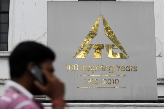 In the June quarter, 93% of the increase in ITC's segment profit over a year ago was contributed by the cigarettes business. Photo: Reuters