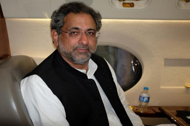 Shahid Khaqan Abbasi was formerly the petroleum minister of Pakistan. Photo: Reuters
