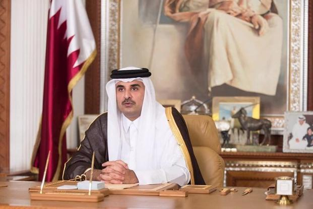 Emir of Qatar Sheikh Tamim bin Hamad al-Thani. File photo: Reuters