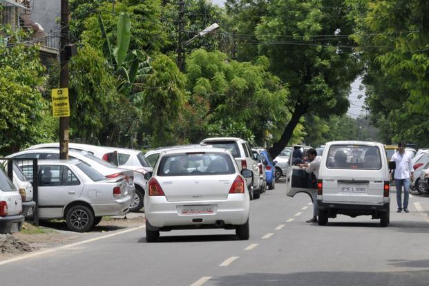 Good news for Camp area in Pune city: 10 storey parking near East Street