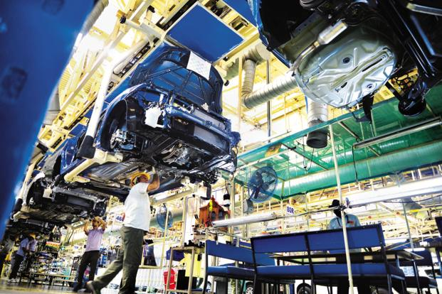 how india s auto industry is racing to meet 2020 bharat stage vi
