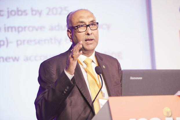 S.S. Mundra, who was heading the state-run Bank of Baroda before his superannuation, had a three-year term as deputy governor of RBI. Photo: Mint