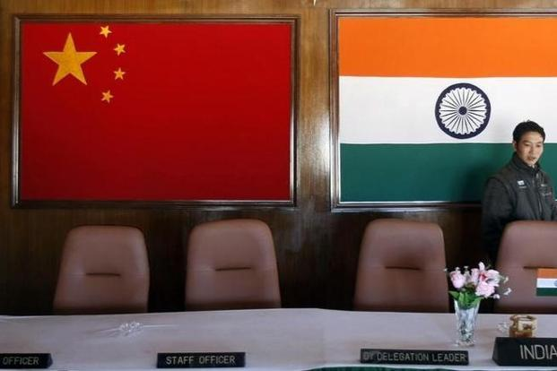 India and China are locked in a standoff at the Doklam plateau for almost two months now. Photo: Reuters
