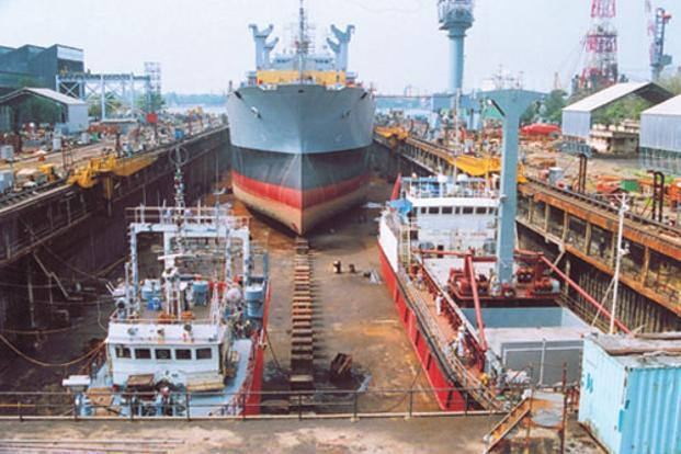 Public sector unit Cochin Shipyard aims to raise up to Rs1,468 crore through its share sale offer.