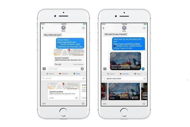 Gboard Update Brings YouTube and Maps Integrations