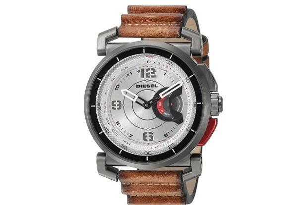 The Diesel On Time hybrid smartwatch is priced at Rs16,795.